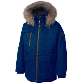 Color Kids Kalata Padded Parka Kids Estate Blue